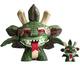 "Quetzalcoatl (8"" Dunny)"