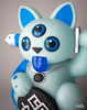 Misfortune Cat - Black & Blue GID Chase