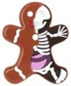 DISSECTED GINGERBREAD MAN - ORIGINAL