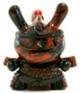 Samurai Clan - red dunny samurai #2