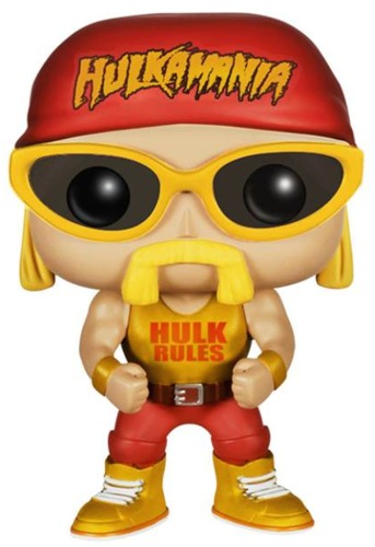 hulk hogan pop vinyl figure