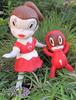 Wild Girls - Beverly & Chou Chou (Red Edition)