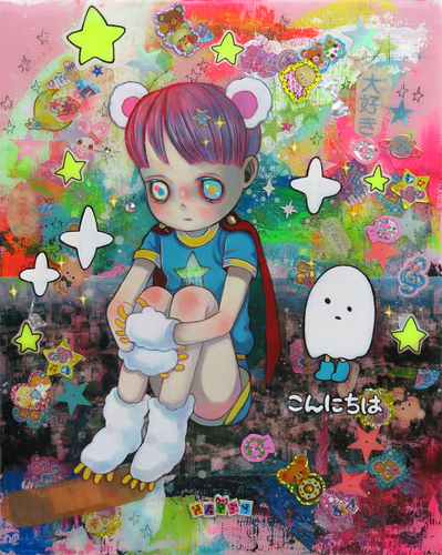 Leave_me_alone-hikari_shimoda-mixed_media-trampt-187472m