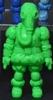 Mystery Mortis (v2.0) - neon green