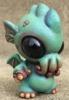 Baby Cthulhu - Turquoise