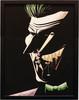 """""""Without Batman, Crime Has No Punchline"""" (Color version)"""