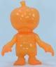 PUMPKIN BRAIN - unpainted orange