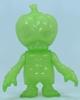 PUMPKIN BRAIN - unpainted green