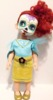 Day of The Dead Doll - Merida