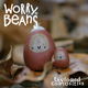 Acorn Worry Beans and Beanlet