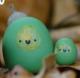 Acorn Worry Beans - green