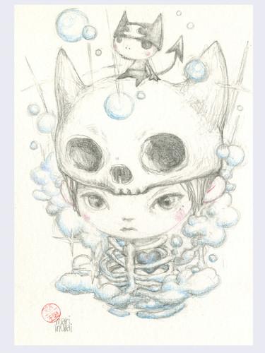 Hone_marilla-mari_inukai-graphite_and_watercolor-trampt-190982m