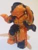 Cheestroyer keshi - Black/ Orange swirl