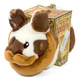 Relatively Hip Labbit Plush 7 inch : Cow