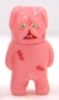 Mini Painted Vinyl Figure (Tosa Kenta - Stand) - pink