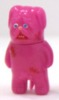 Mini Painted Vinyl Figure (Tosa Kenta - Stand) - purple