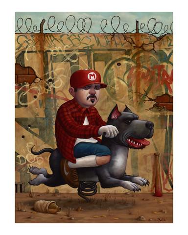 Mario_trece_print-bob_dob_craola_greg_simkins-gicle_digital_print-trampt-192954m