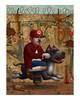 """Mario Trece"" Print"