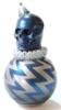 CULT BALL/青髑髏A (Blue Skull-A)
