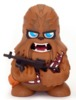 Star Wars Chubby Series 1 - Chewbacca, Han Solo & Greedo