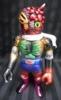 Chaosman No. 1 - giga lame Clear Green molding / meta- multicolor