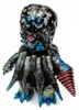 Public Hazard Methyl Black with blue paint and extra paw arm to replace drill arm
