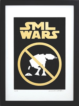 Sml_wars_gold_-_at-at-sticky_monster_lab-screenprint-trampt-196266m
