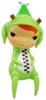 CALLIOPE JACKALOPE #5 - BITTER MANTIS (green)