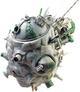 Custom Kaiju Eyezon Spaceship