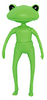 Wonder Frog - Wanda (Green)