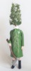 Odette (olive green dress)