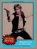 Han Solo Trading Card