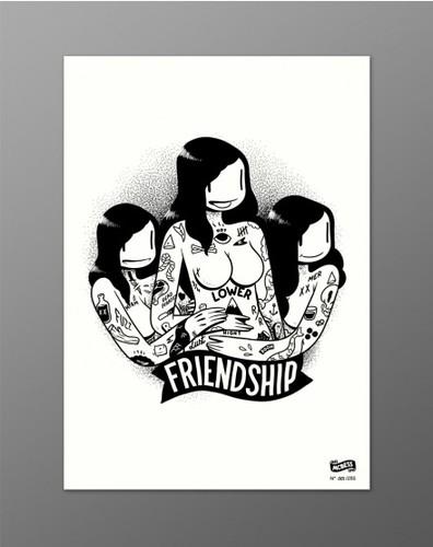 Friendship_a3-mcbess_matthieu_bessudo-gicle_digital_print-trampt-198406m