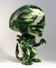 Green Alien Camo