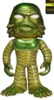 Creature from the Black Lagoon - metallic yellow and green