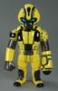 BIO-KNUCKLE - Yellow