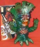 Eregabu Skull Taro Monster Series Danchira 7th - dark green molding