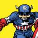 Modern Heroes - Captain America