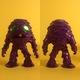 Purple CHUMBO