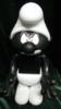 Kubrick 400% Smurf - Black