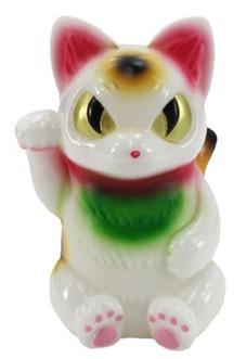 Invited_negora_puppet_-_tortoiseshell_version-konatsu_koizumi-kaiju_negora-max_toy_company-trampt-202165m