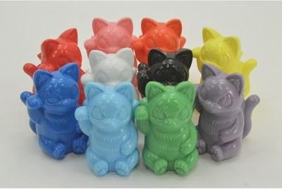 Lucky_negora_-_solid_color-konatsu_koizumi-kaiju_negora-max_toy_company-trampt-202352m
