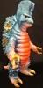 Tsuburaya Communications Monster Township Standard size protean monster ( King snail larvae )