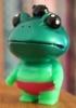 Gamanoumi sumo frog