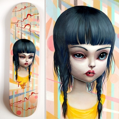 Tuffy_-_custom_skate_deck_-_original_painting-mab_graves-skate-trampt-204797m