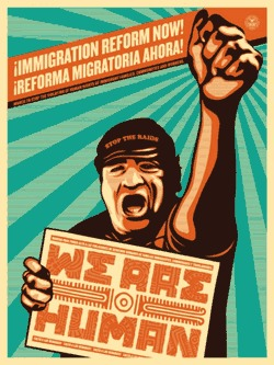 We_are_humans_protest_offset-shepard_fairey-lithograph-trampt-204841m