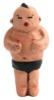 Fatality Feuds Wrestling Mini - Man Baby