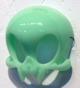 Minty Vamp Skelve Mask