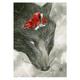 Wolf Rider Limited Fine Art Print