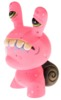 Snail Dunny (Pink)